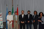 Delegation from the University of Chiapas, Mexico, 2011
