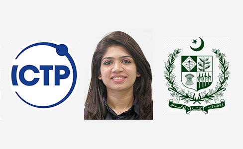 Former ICTP postdoctoral fellow Ayesha Asloob Qureshi has received the Abdus Salam Medal for mathematics