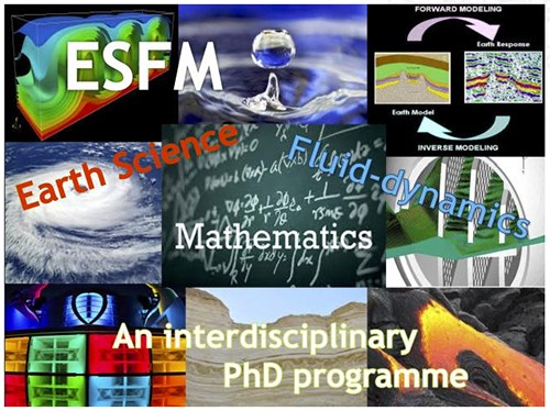 PhD Programme in Earth Science, Fluid Dynamics and Mathematics