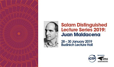 Salam Distinguished Lectures 2019