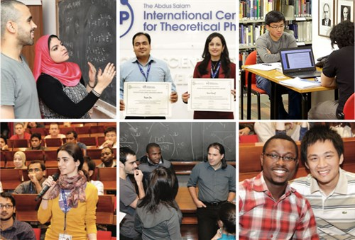 ICTP launches fundraising campaign
