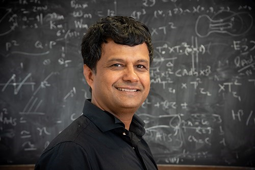ICTP Director Atish Dabholkar