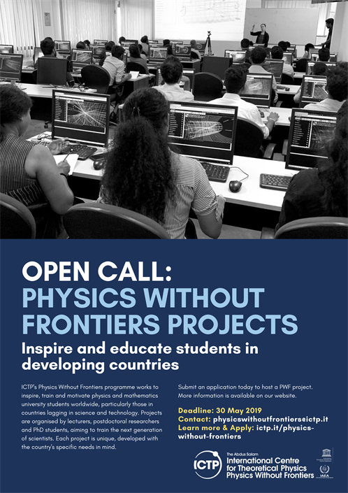 ICTP - Worldwide physics outreach
